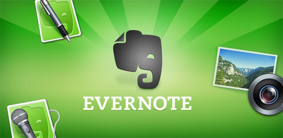 Android Notebook Evernote