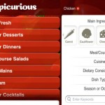 Epicurious- Cooking -apps