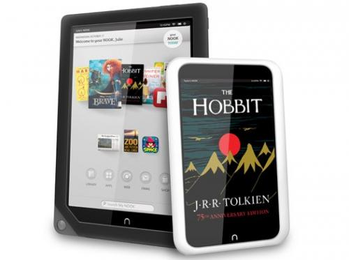 Barnes and Noble Nook hd Tablet