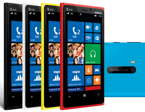 Nokia Lumia 920 Windows Phone