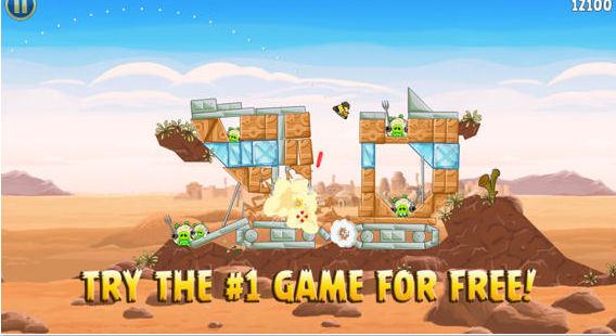 Angry Birds Star Wars Free on the App Store on iTunes