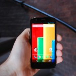 Moto G Display feature