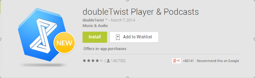 doubleTwist Player   Podcasts   Best Android Apps on Google Play