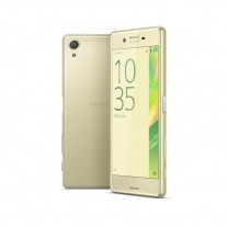 Xperia X_Lime Gold