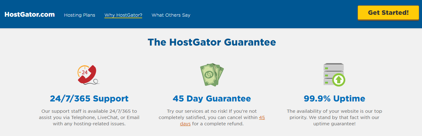 Hostgator Website Hosting For Small Business