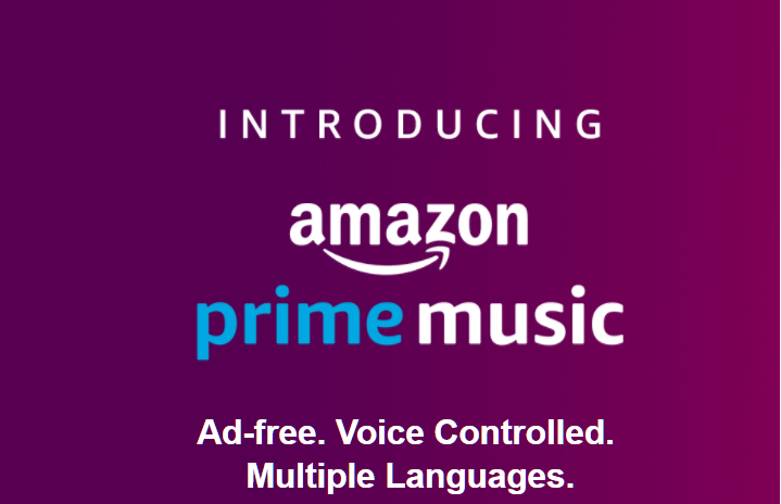 Amazon Prime Music Launch in India