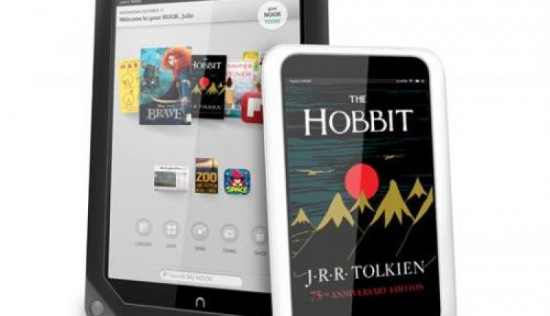 Review of Barnes and Noble Nook HD Tablet