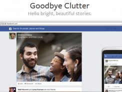 Getting the New News Feed on Facebook