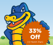 Hostgator Web Hosting: 43% Off
