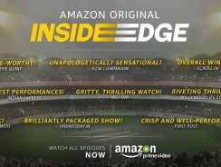 Inside Edge, the First Indian Original, Becomes the Top Watched Show on Amazon Prime Video within a Week