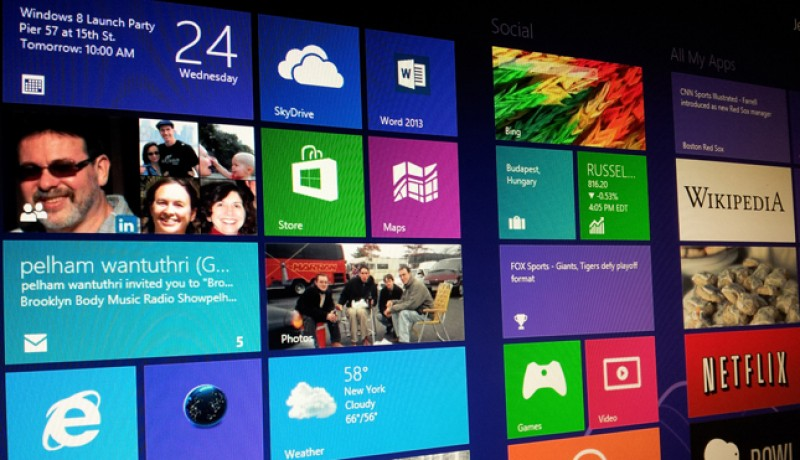 Windows 8 Review : Windows 8 Operating System