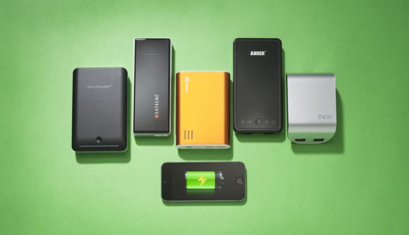 Buying Portable Charger: Top 5 Points That You Need to Consider