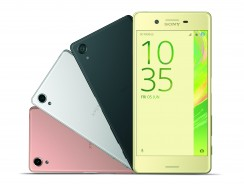 "Sony Xperia X and XA: Sony Launch ""X"" Series Smartphones in India"