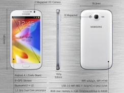Samsung Galaxy Grand : Samsung's Latest Android Phone