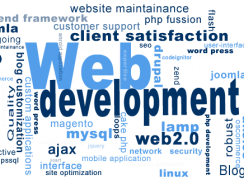 Web development today – what is important?